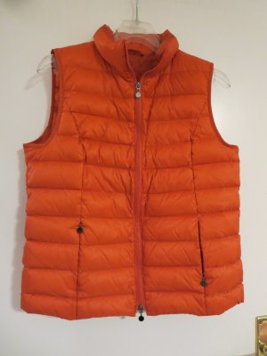 Best Connections Gilet matelassé orange