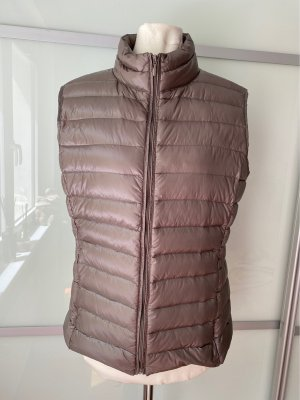 Suzanna Sports Vests grey brown