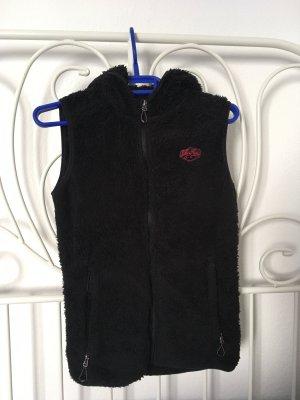McKinley Fleece Vest black