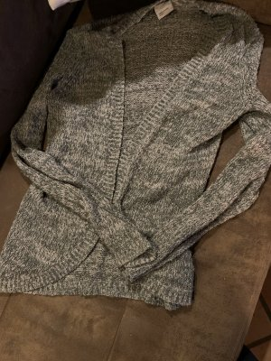 Vero Moda Knitted Vest grey-white