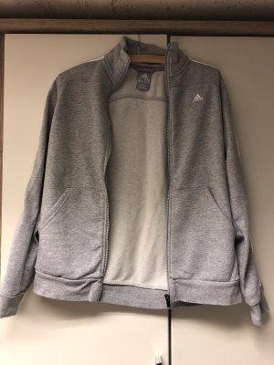 Adidas Chaleco deportivo blanco-gris
