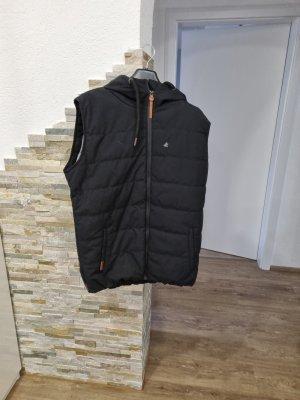 Alife & Kickin Hooded Vest black