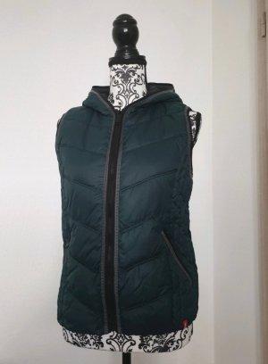 edc by Esprit Fleece Vest cadet blue