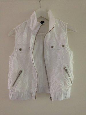 H&M Sports Vests white