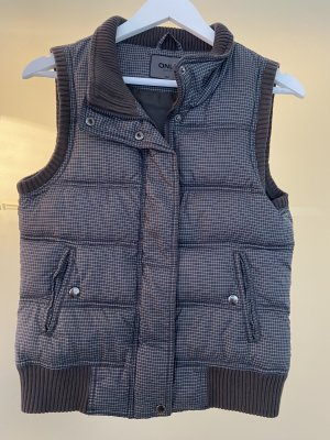 Only Fashion Down Vest anthracite-black