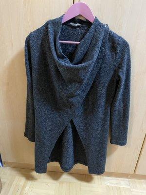Orsay Knitted Vest grey-dark grey
