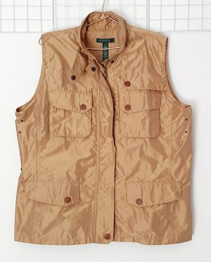 Ralph Lauren Sports Vests multicolored polyester