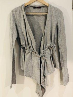 Tom Tailor Denim Shirt Jacket light grey