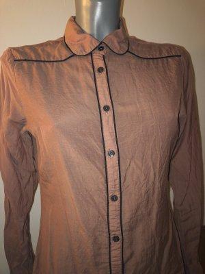 Western-angehauchtes Hemd