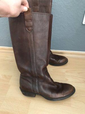 Ecco Western Boots dark brown