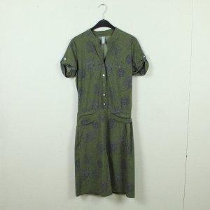 Wet Robe à manches courtes vert-bleu