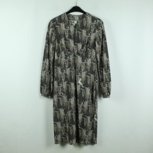 Wet Robe à manches longues taupe-kaki polyamide