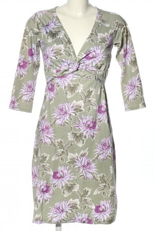 Wet Tunic Dress allover print casual look