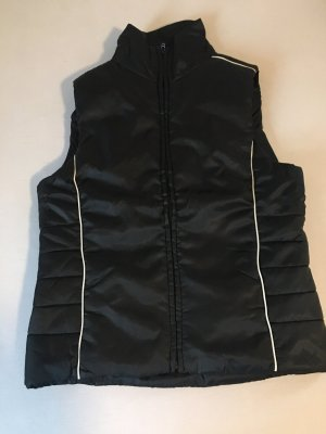 Blind Date Outdoor Jacket black-white