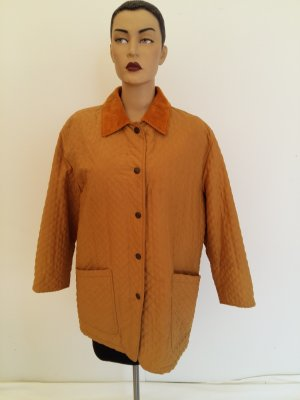 Burberrys' Quilted Jacket sand brown
