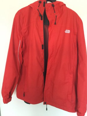 4 Out Living Raincoat red