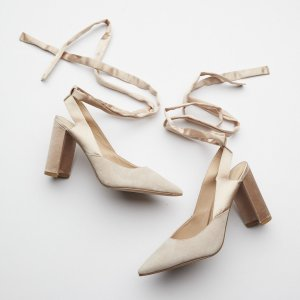 What For, Heels 38, Ballerina Style