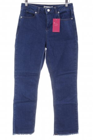 Whistles Hoge taille jeans blauw Jeans-look