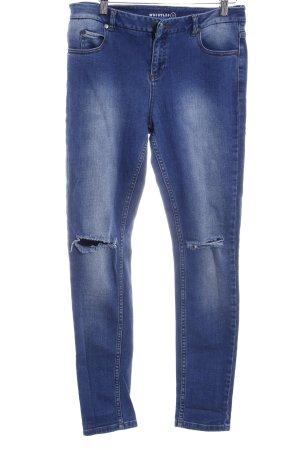 Whistles Skinny Jeans blau Casual-Look