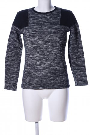 Whistles Strickpullover meliert Casual-Look