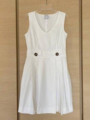 RED Valentino Midi Dress white