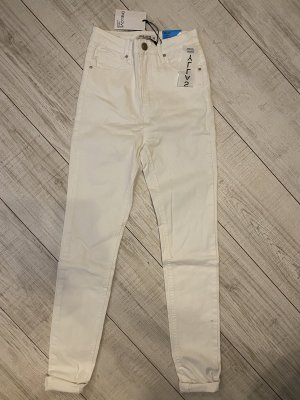 Colluseum Skinny Jeans white
