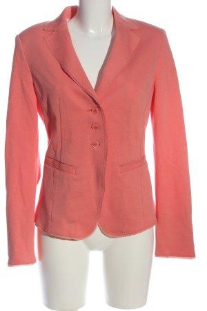 White Label Kurz-Blazer pink Business-Look