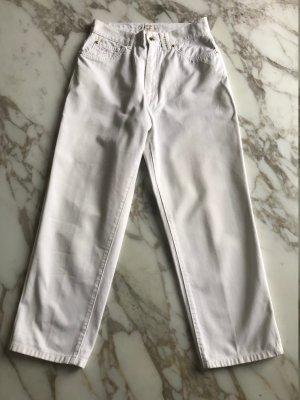 White Mom´s Jeans - Vintage - MCM