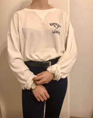 White Shirt Nantucket Lacrosse