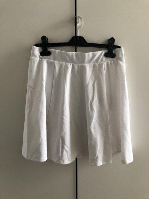 New Yorker Skater Skirt white-natural white