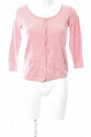 White Stuff Cardigan pink Allover-Druck Casual-Look