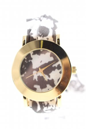 WHOLESOME BLING Analoog horloge volledige print elegant