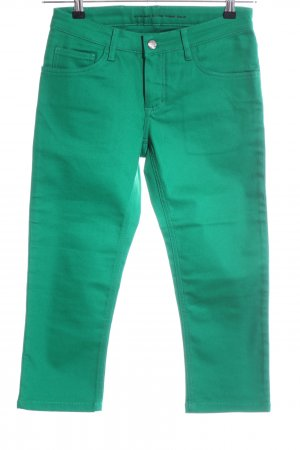 WHYRED 7/8 Jeans grün Casual-Look