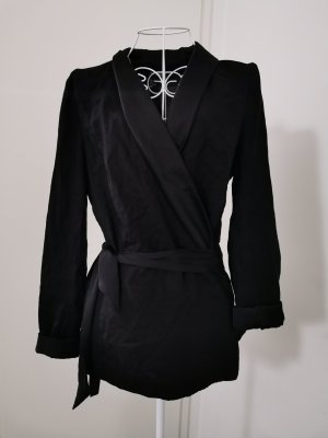 H&M Conscious Collection Wikkeljack zwart