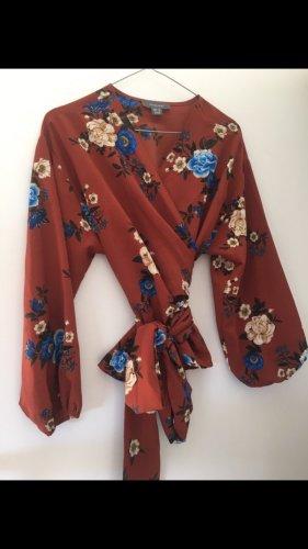 Kimono Blouse brown