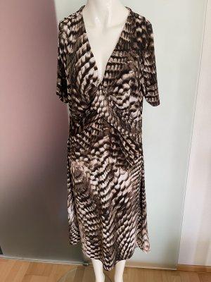 Wickel Look Kleid von Bexleys Gr 44 46 XXL