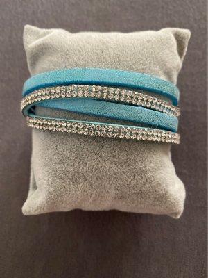 Bracelet light blue-baby blue