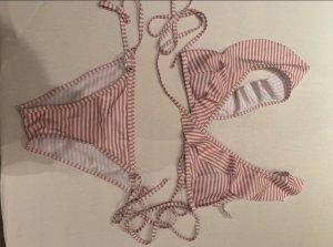 Zaful Bikini wit-rosé