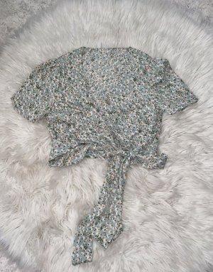 Boohoo Cache-coeur gris vert