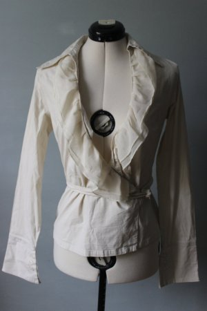 Only Kopertowa bluzka jasnobeżowy