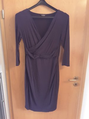 Wickelkleid Aubergine Gr. 42 Phase Eight nwtg