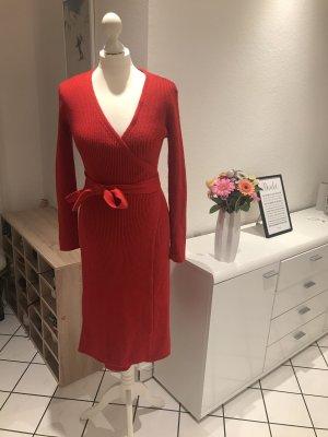 Wickelkleid aus Strick H&M
