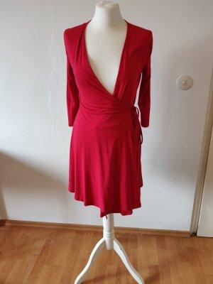 Bershka Wraparound red
