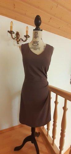 Vivien Caron Kopertowa sukienka szaro-liliowy