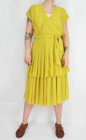 Wickelkleid GR. S Kleid Stufenkleid