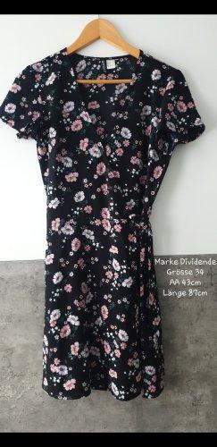 Wickelkleid,Kleid wie Neu