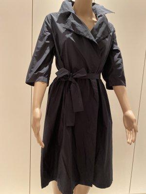 Wickelkleid Mantel gr  L von caterina d. Schwarz neu ohne Etikett