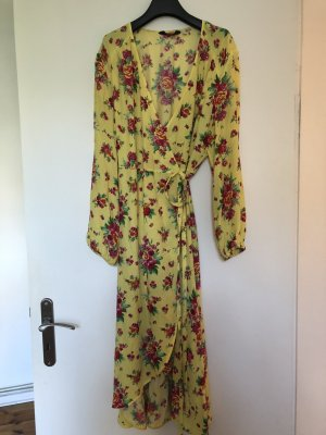 & other stories Robe portefeuille multicolore