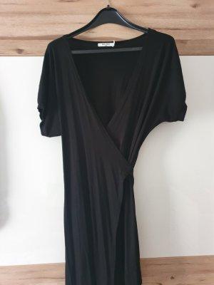 Nakd Kopertowa sukienka czarny