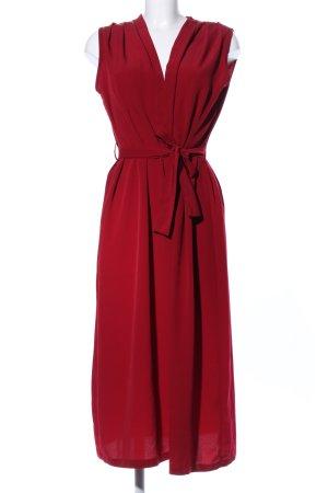 MISRA Wraparound red polyester